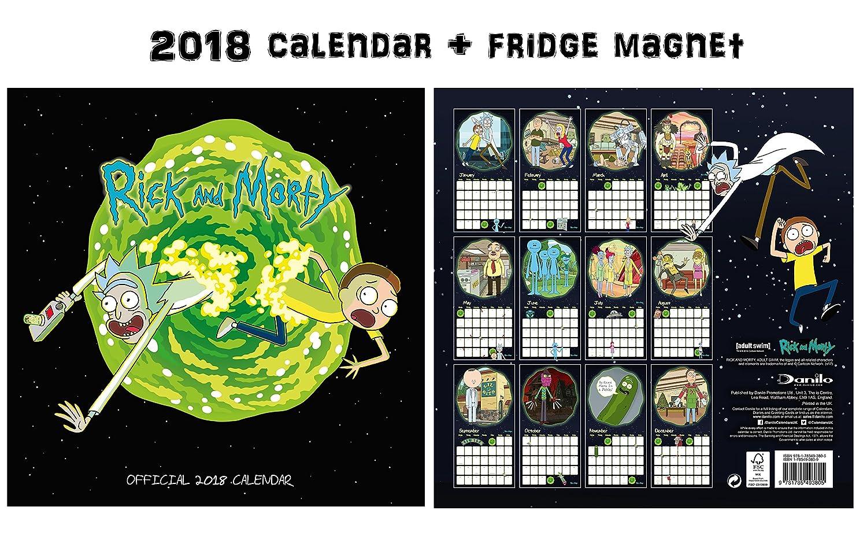 Calendario Oficial de Pared