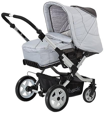 Hauck 412503 Boston 4S - Carrito de bebé, incluye capazo convertible en saco para las