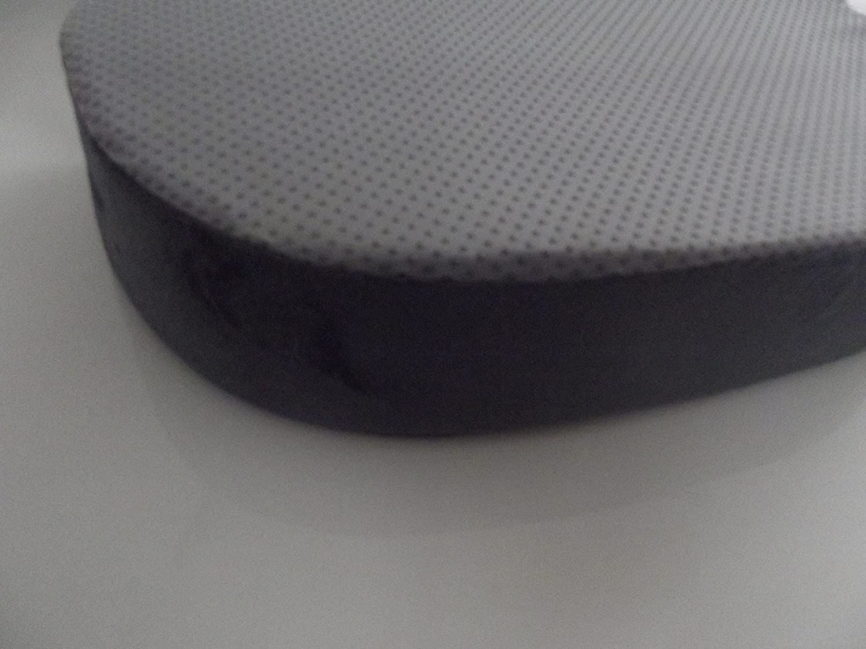 Amazon.com: Ortopédico Gel Confort Silla de oficina cojín de ...