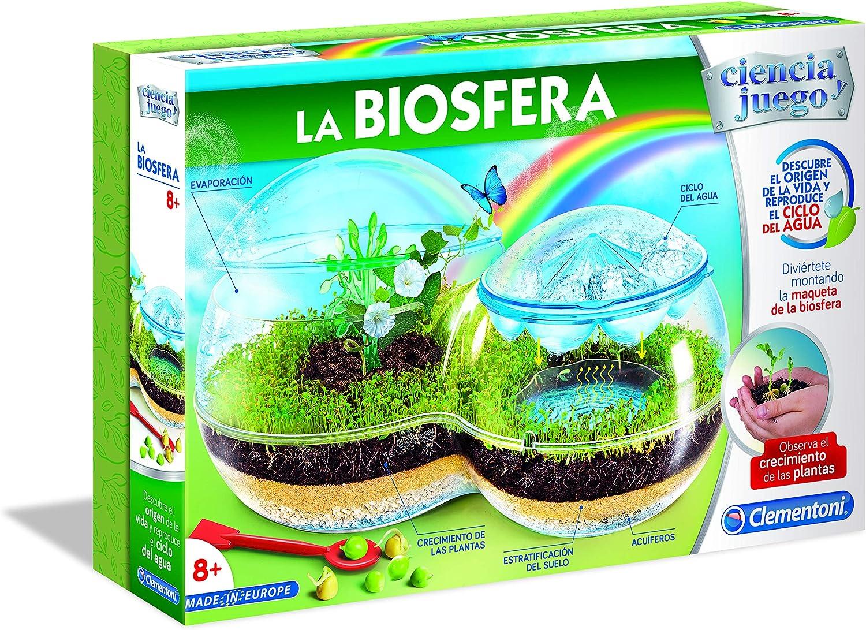Clementoni - Biosfera (55283): Amazon.es: Juguetes y juegos