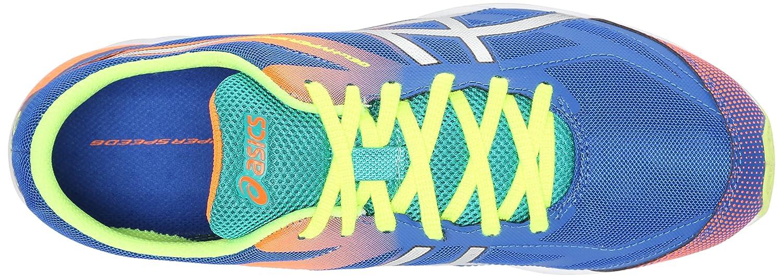 Amazon.com | ASICS Men's Gel-Hyper Speed 6 Running Shoe, Blue/Silver/Flash  Orange, 6 M US | Track & Field & Cross Country