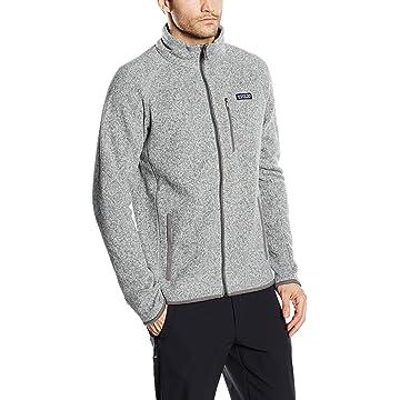 Patagonia Men's Better Sweater Jacket Stonewash MD