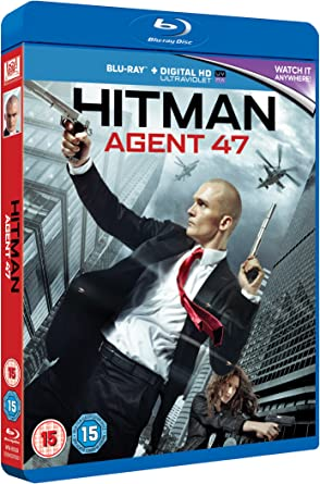 Hitman Agent 47 Blu Ray 2015 Amazon Co Uk Rupert