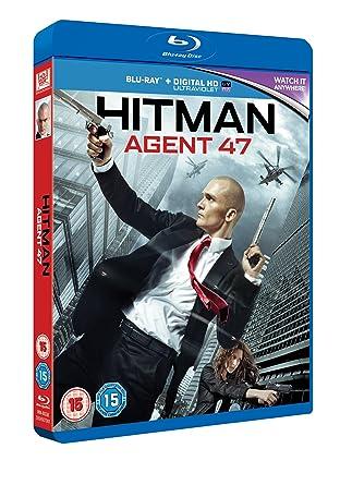 Amazon Com Hitman Agent 47 Blu Ray 2015 Movies Tv