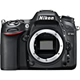 Nikon D7100 24.1MP Digital SLR Camera (Black) with Body Only SD Card & Camera Bag