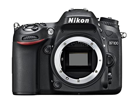 The 8 best nikon d7100 camera body with lens 18 105mm vr black