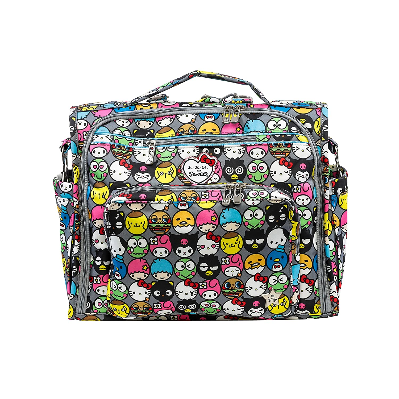64d0f6175dc1 JuJuBe B.F.F Multi-Functional Convertible Diaper Backpack Messenger Bag