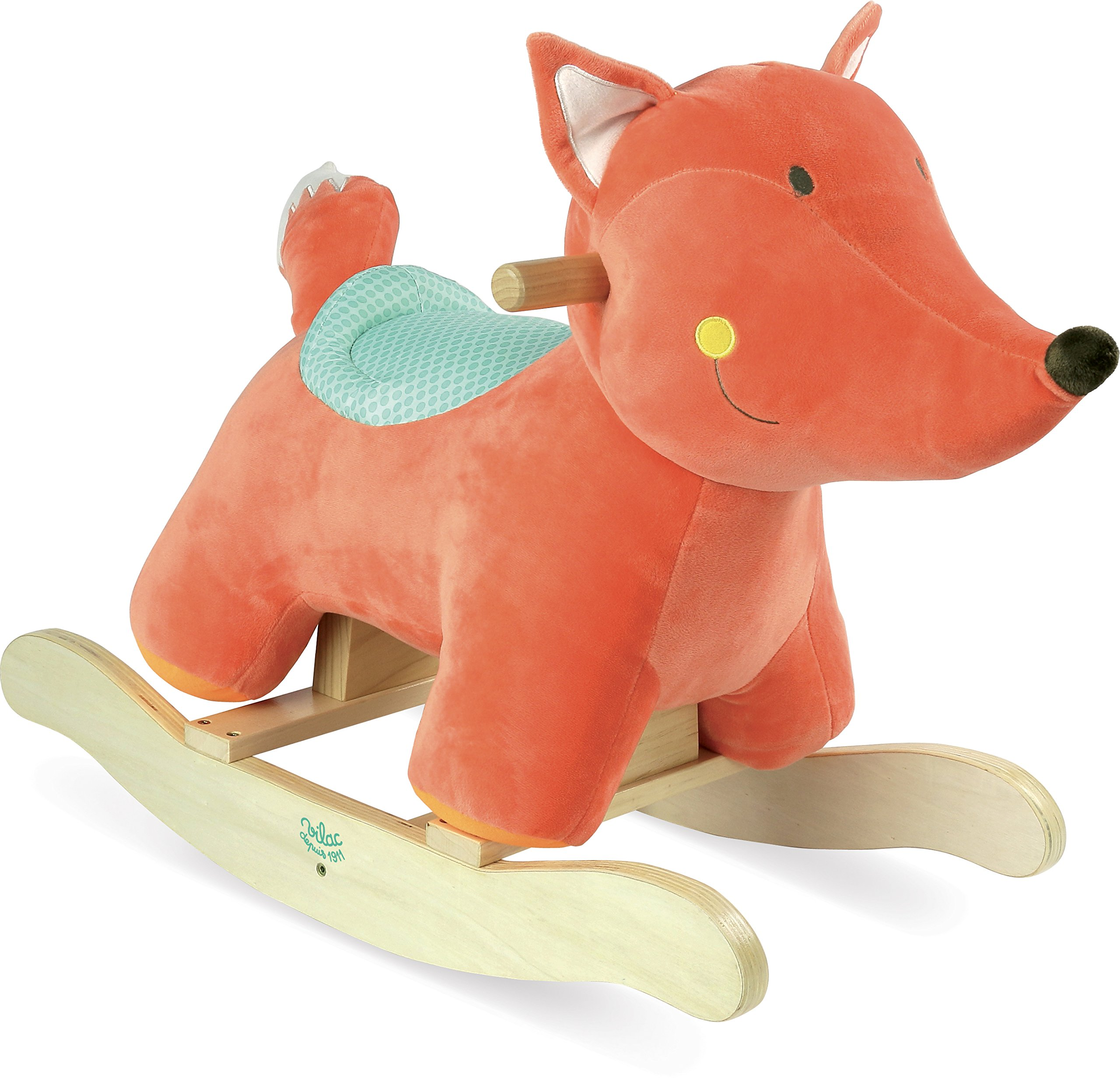 Vilac Vilac1114 Plush Rocking Fox