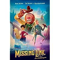 Missing Link [DVD + Digital]