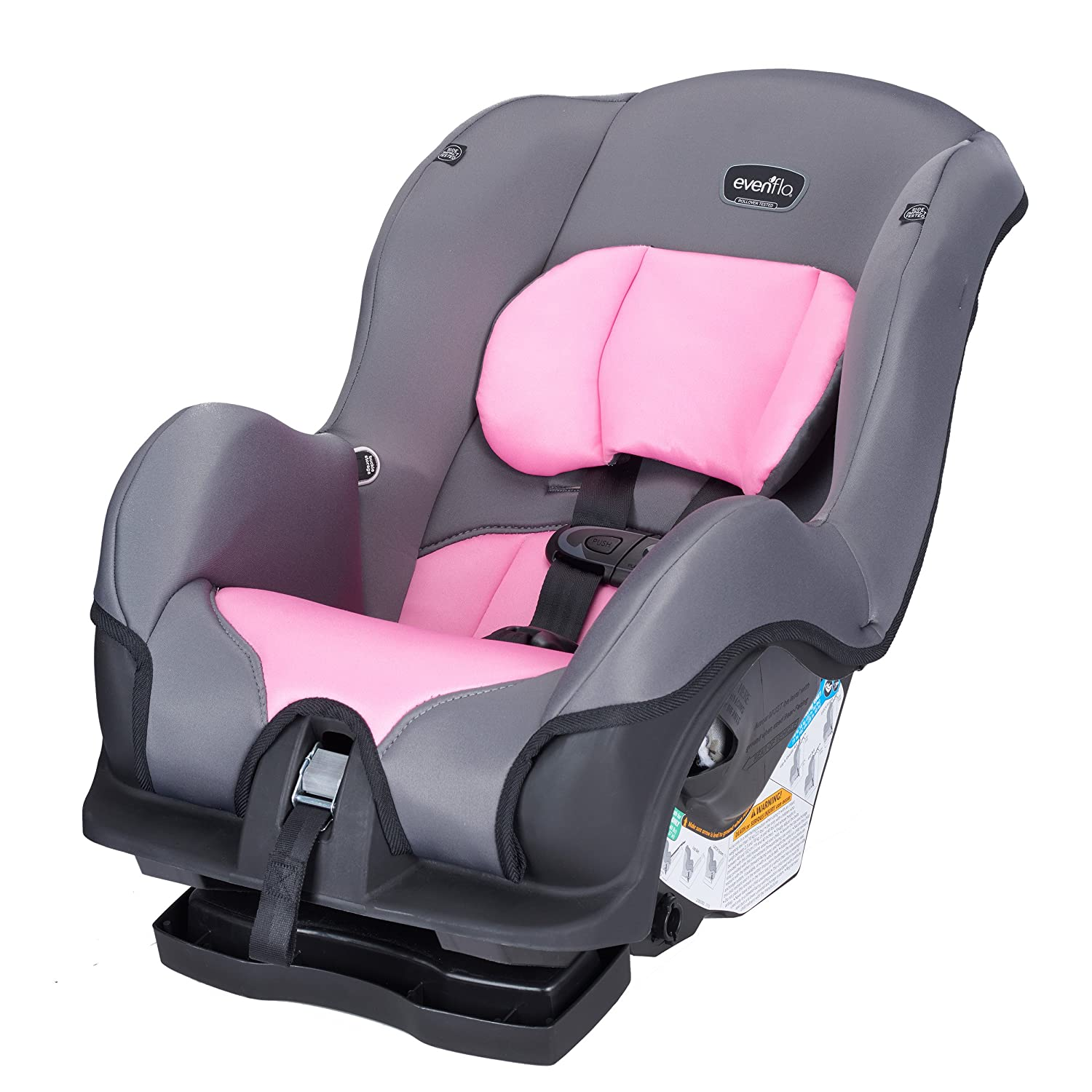Evenflo Tribute Lx Convertible Car Seat Abigail Evnf9 38111010