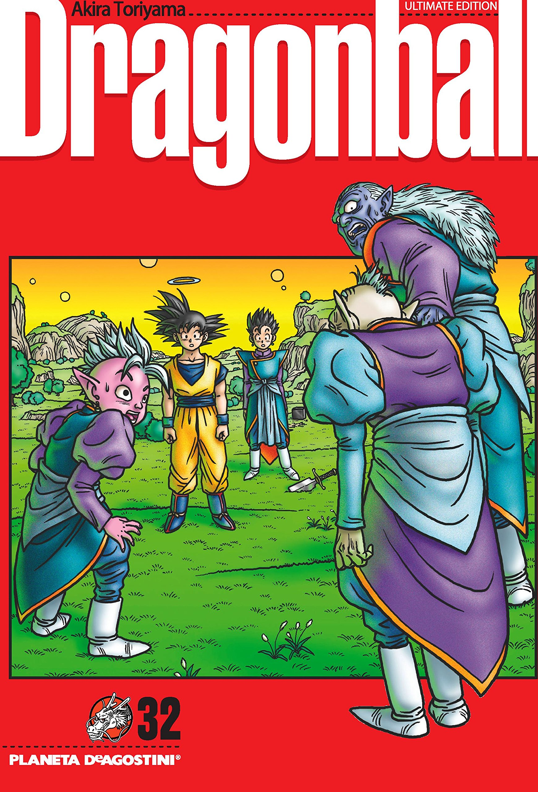 Dragon Ball nº 32/34: 41 (Manga Shonen)