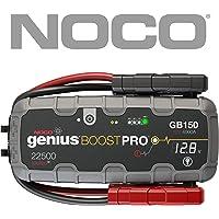 NOCO GB150 Boost HD 4000A 4000A - Vehicle Jump Starters (Ión de Litio, Negro)