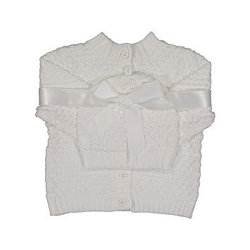 8dfcd9767 Amazon.com   Baby Dove Newborn Popcorn Knit Cardigan   Beanie Gift ...
