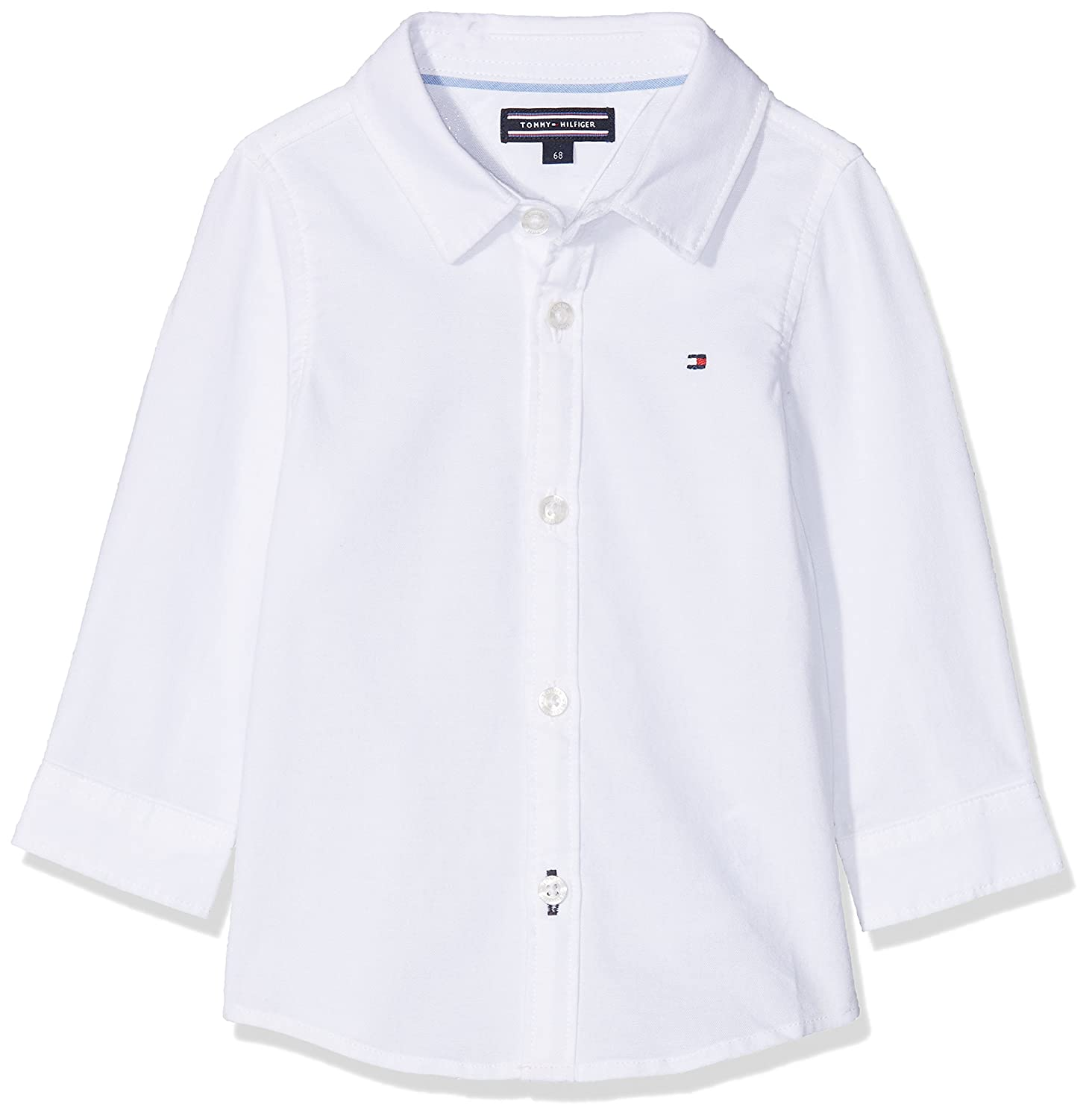 Tommy Hilfiger Baby Delightful Oxford Shirt L/S Blouse KN0KN00835