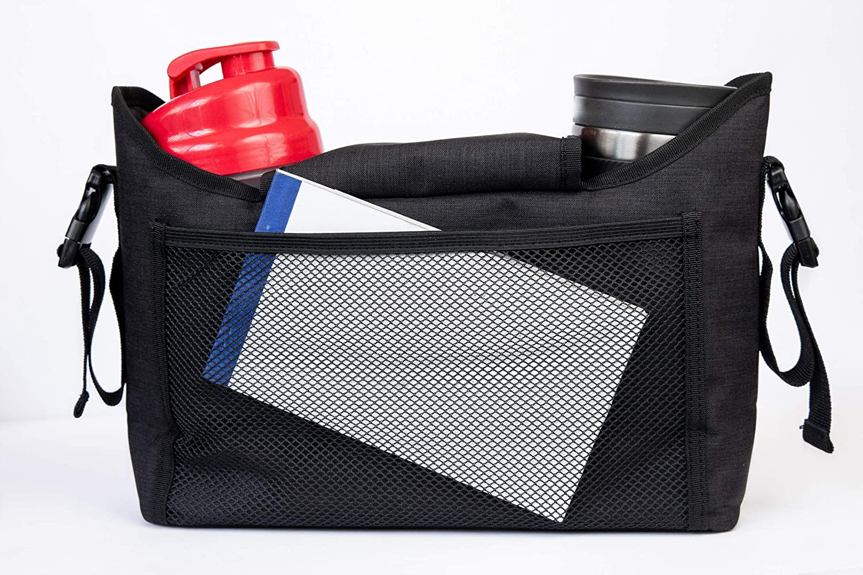 Modern Style JAXIGO Baby Stroller Organizer Universal Fit Maximum Storage Easy Installation The Perfect Baby Shower Gift