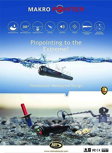 MakroPointer Makro Pointer Makro ProPointer Metal Detector