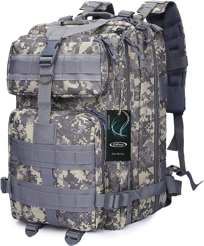 G4Free Tactical Shoulder Backpack