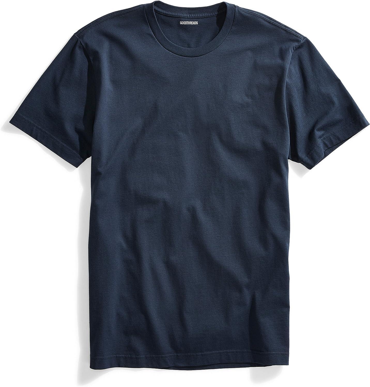 "Amazon Brand - Goodthreads Men's ""The Perfect Crewneck T-Shirt"" Short-Sleeve"