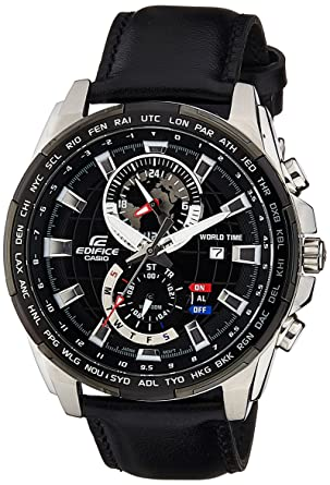Buy Casio Edifice Analog Black Dial Men s Watch - EFR-550L-1AVUDF (EX264)  Online at Low Prices in India - Amazon.in 5e1a244d86