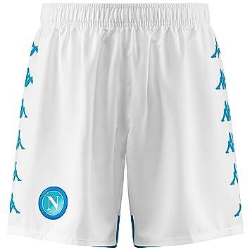 SSC Napoli Pantalones de juego  Amazon.es  Deportes y aire libre ae331b0edb37a