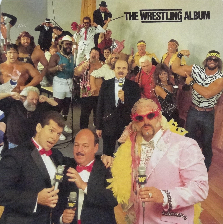 The WrestlersJunkyard DogDerringerJimmy HartCaptain Lou AlbanoW.W.F. All StarsRoddy PiperGene OkerlundHillbilly JimNikolai Volkoff