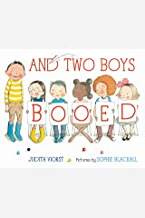 And Two Boys Booed Kindle Edition
