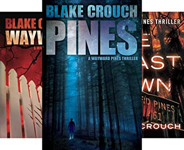 Wayward Pines (3 book series) Kindle Edition