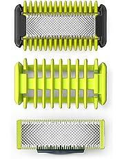 Philips OneBlade Hybrid Face & Body Kit, 2 Pack, QP620/50