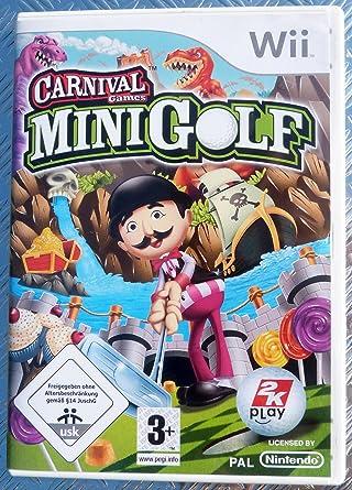 Carnival Games Mini Golf Amazon De Games