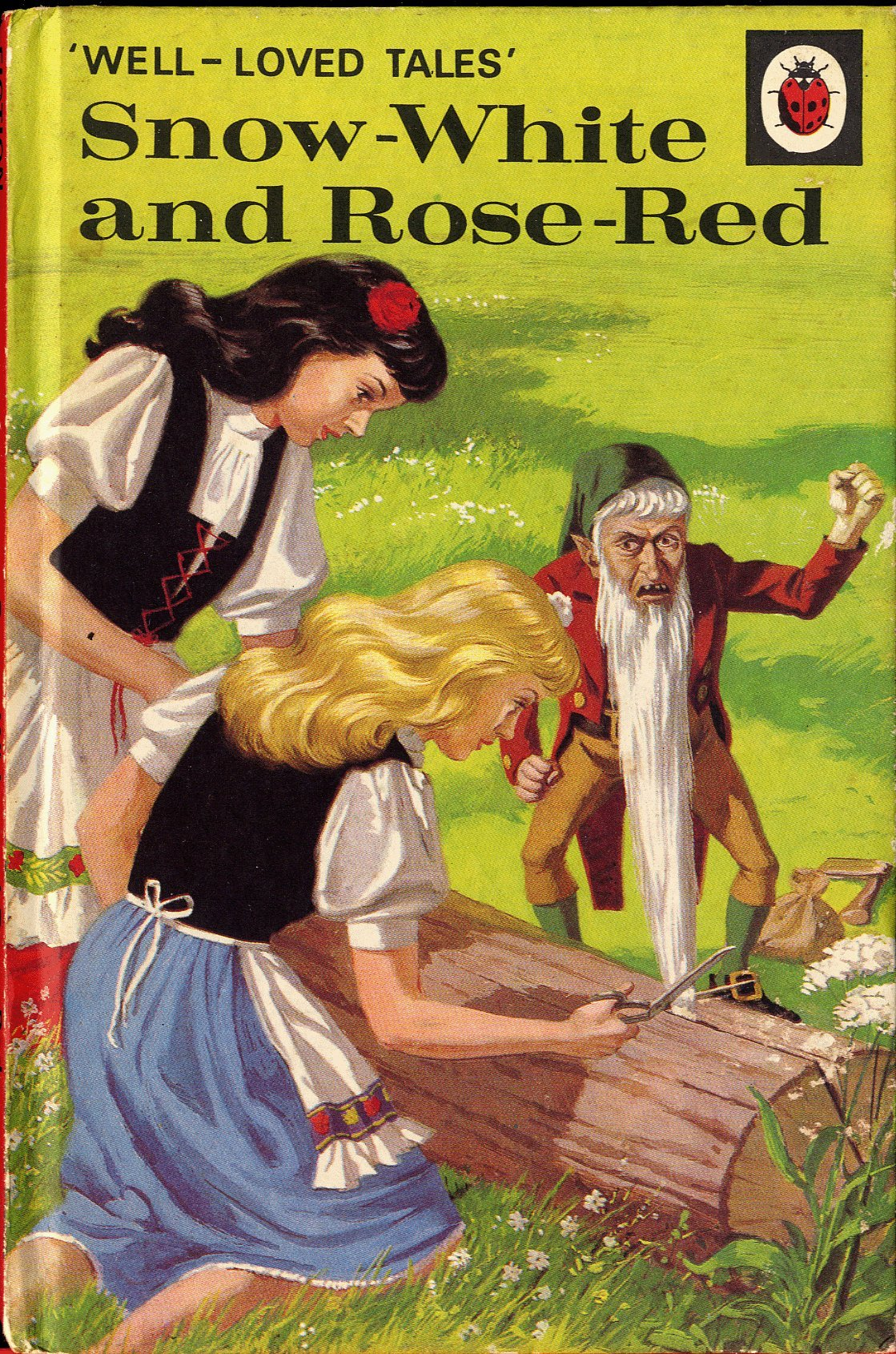 Snow White And Rose Red Ladybird Book
