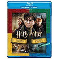 Harry Potter and the Deathly Hallows: Parts 1 and 2 (2-Disc)