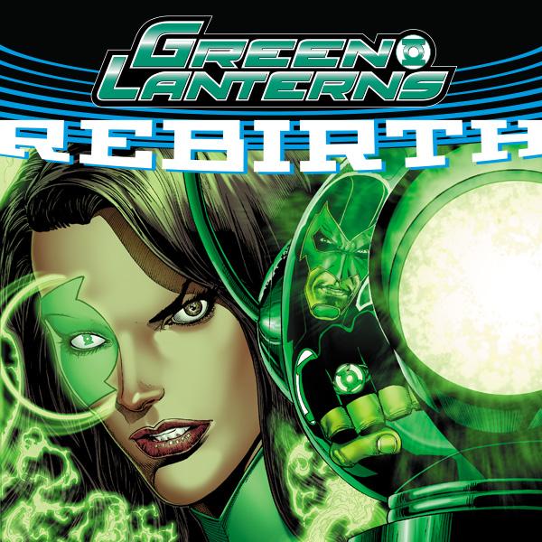 Green Lanterns (2016-) (Issues) (40 Book Series)