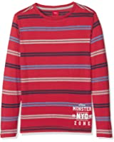 s.Oliver Jungen Langarmshirt T-Shirt Langarm