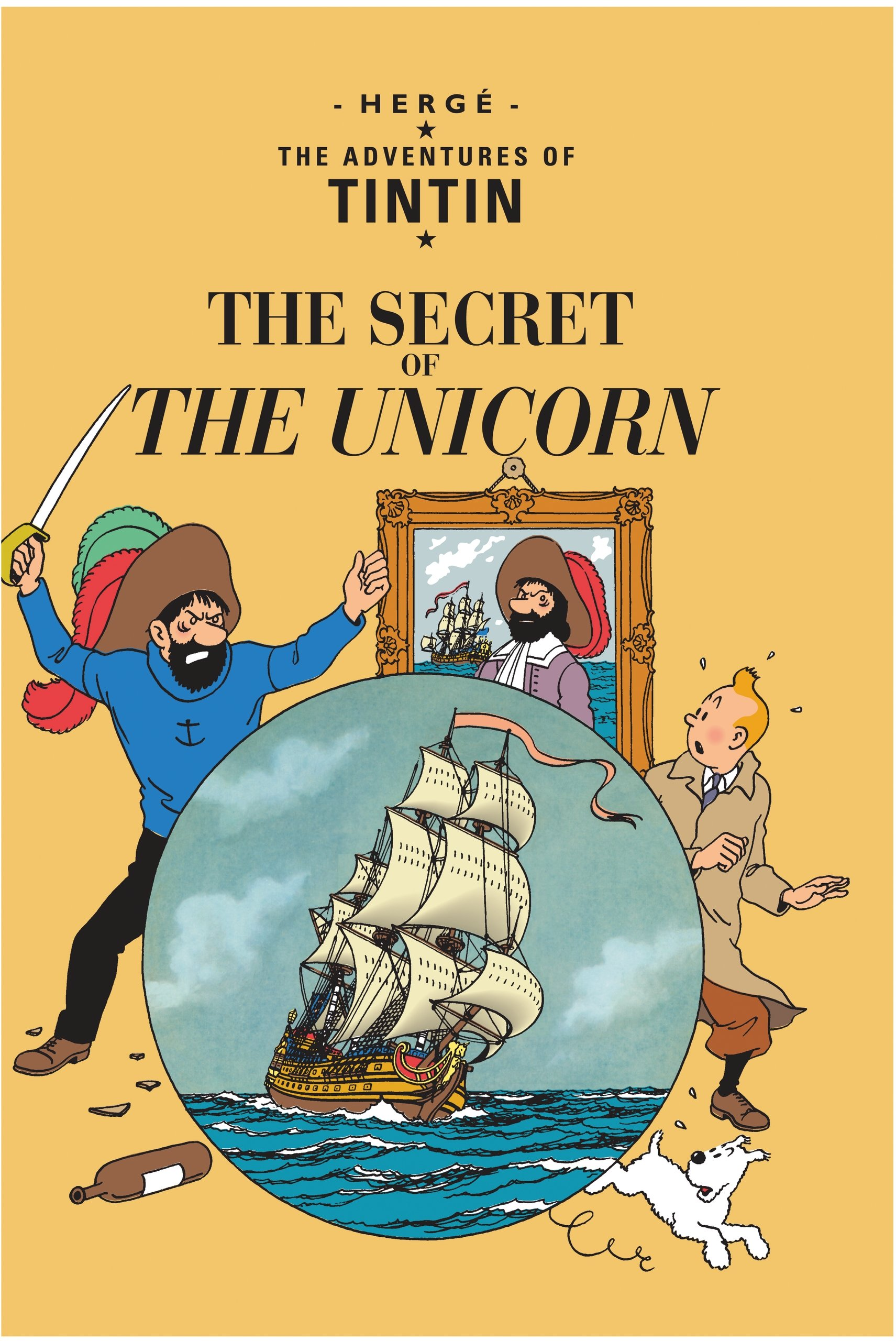 The Secret of the Unicorn (Adventures of Tintin, Band 10)