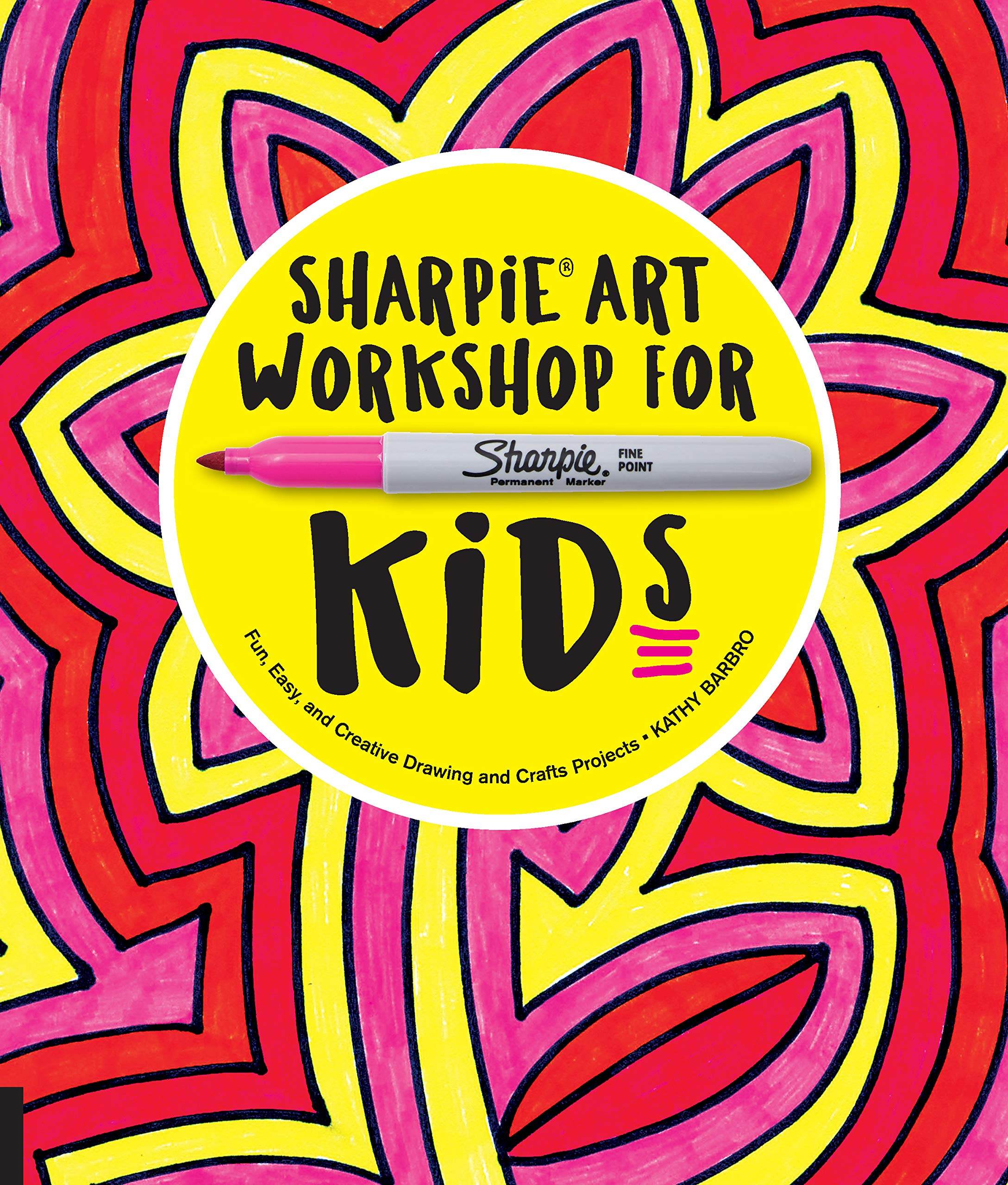 Sharpie Art Workshop For Kids Fun Easy And Creative