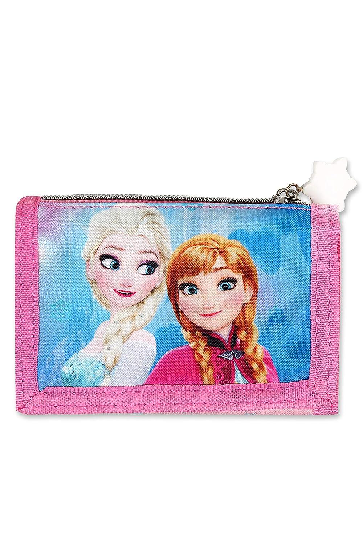 Frozen - Die Eiskönigin, Portefeuille Fille Multicolore Multicolore