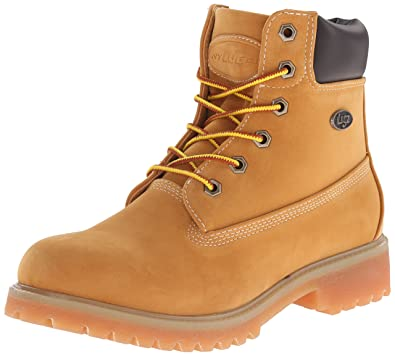 Lugz Women's Convoy Winter Boot, Golden Wheat/Bark/Tan/Gum, 5.5