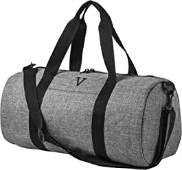 44ed591a2 Cathy's Concepts Personalized Grey Duffle Bag Gray