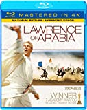 LAWRENCE of ARABIA (Mastered in 4K) [Blu-ray]