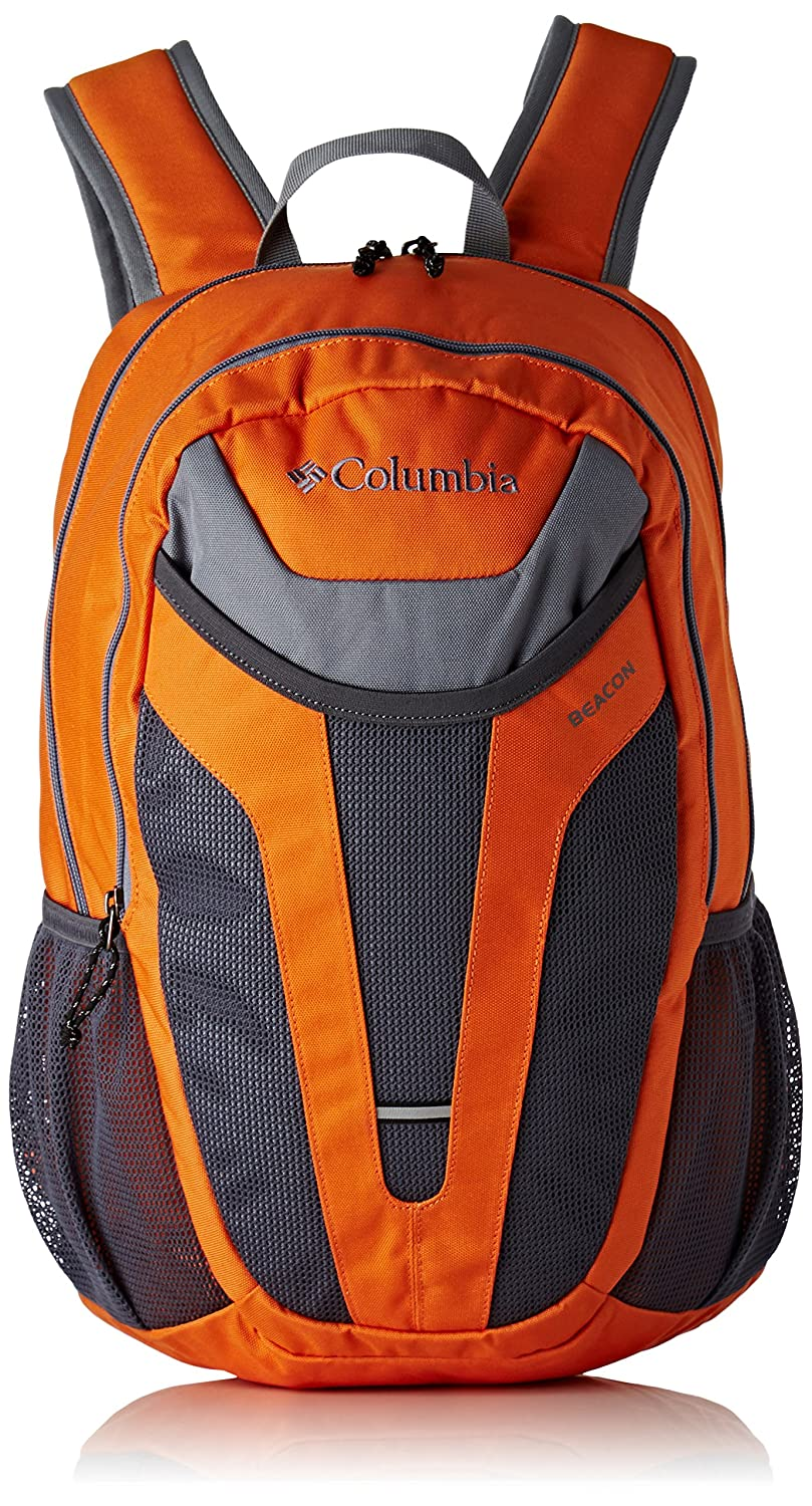 Columbia Beacon - Mochila Mixta, Color Valencia/Grey Ash, tamaño Talla única: Amazon.es: Deportes y aire libre