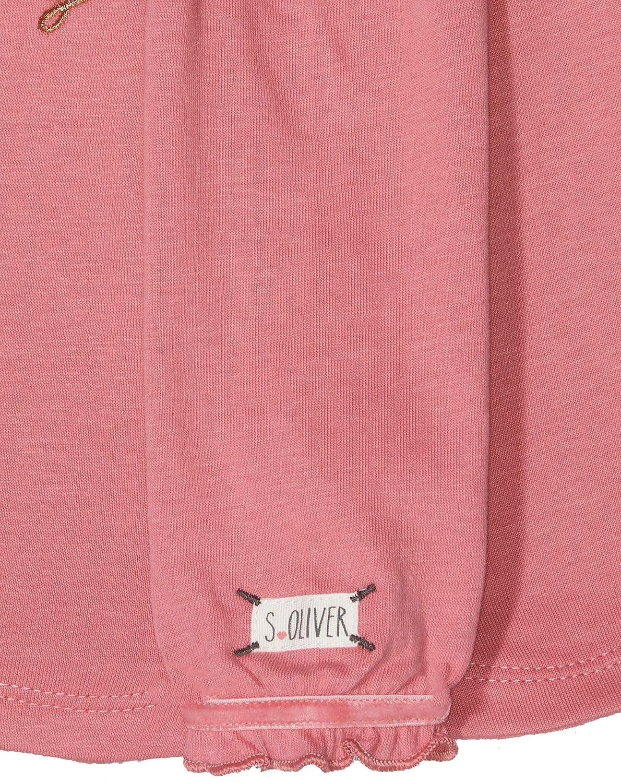 s.Oliver Baby Girls  Longsleeve T - Shirt  Amazon.co.uk  Clothing ffcd0930c1