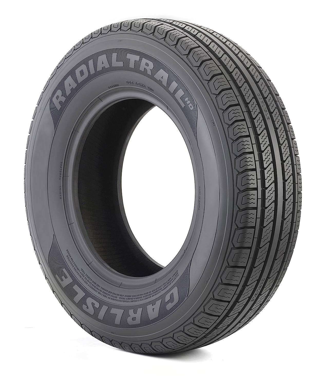 Carlisle Radial Trail HD Trailer Tire - ST205/75R15