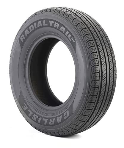 Carlisle Radial Trail HD Trailer Tire – ST205/75R15