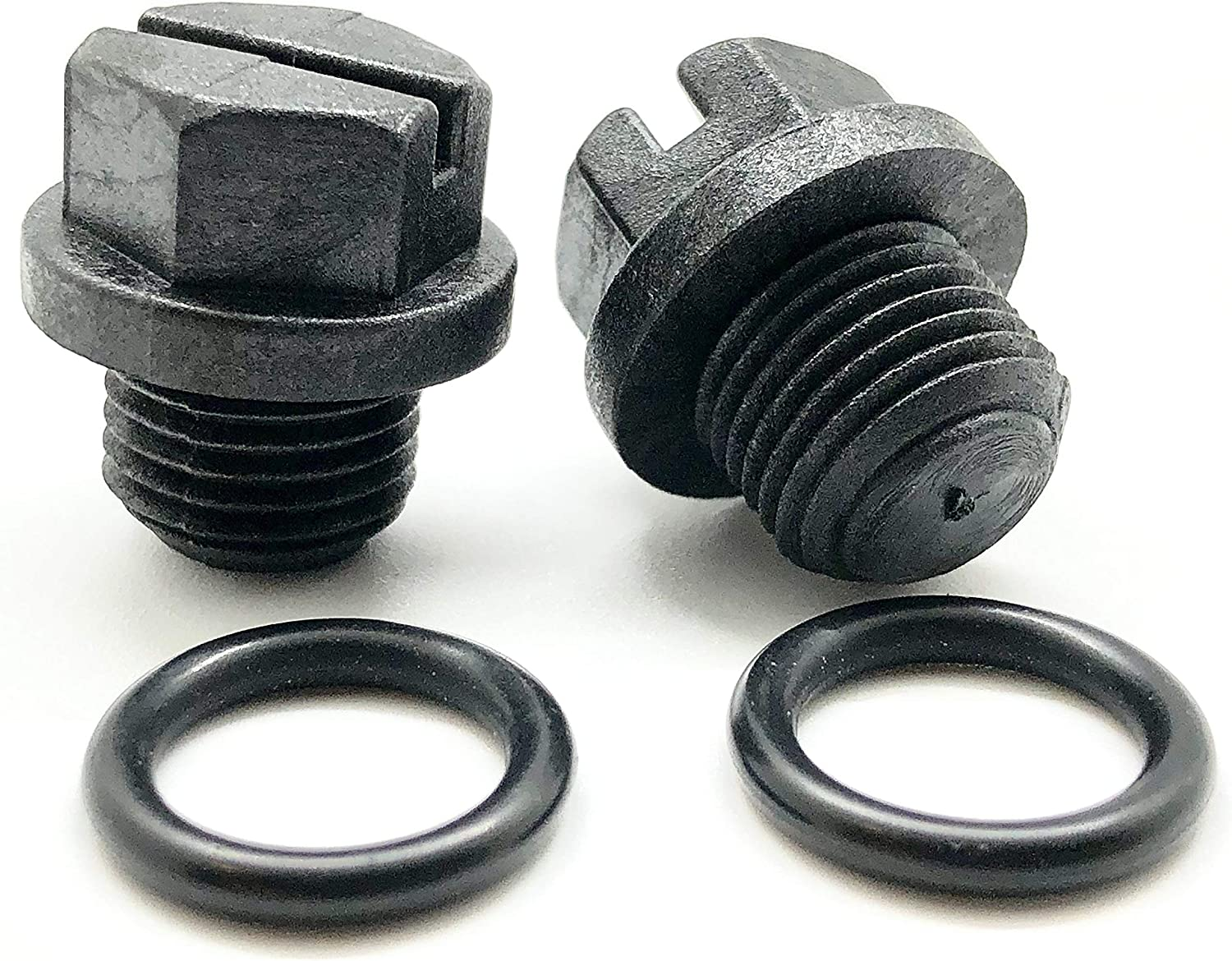 poolrcfilters 2 pak Replacements Hayward SPX1700FG Pipe Plug with Gasket Replacement for Select Hayward Pumps