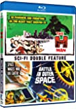 The H-Man/Battle in Outer Space - Double Feature [Blu-ray]