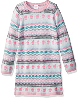d3dabc41810 Amazon.com  Gymboree Girls  Little Snowflake Sweater Dress  Clothing