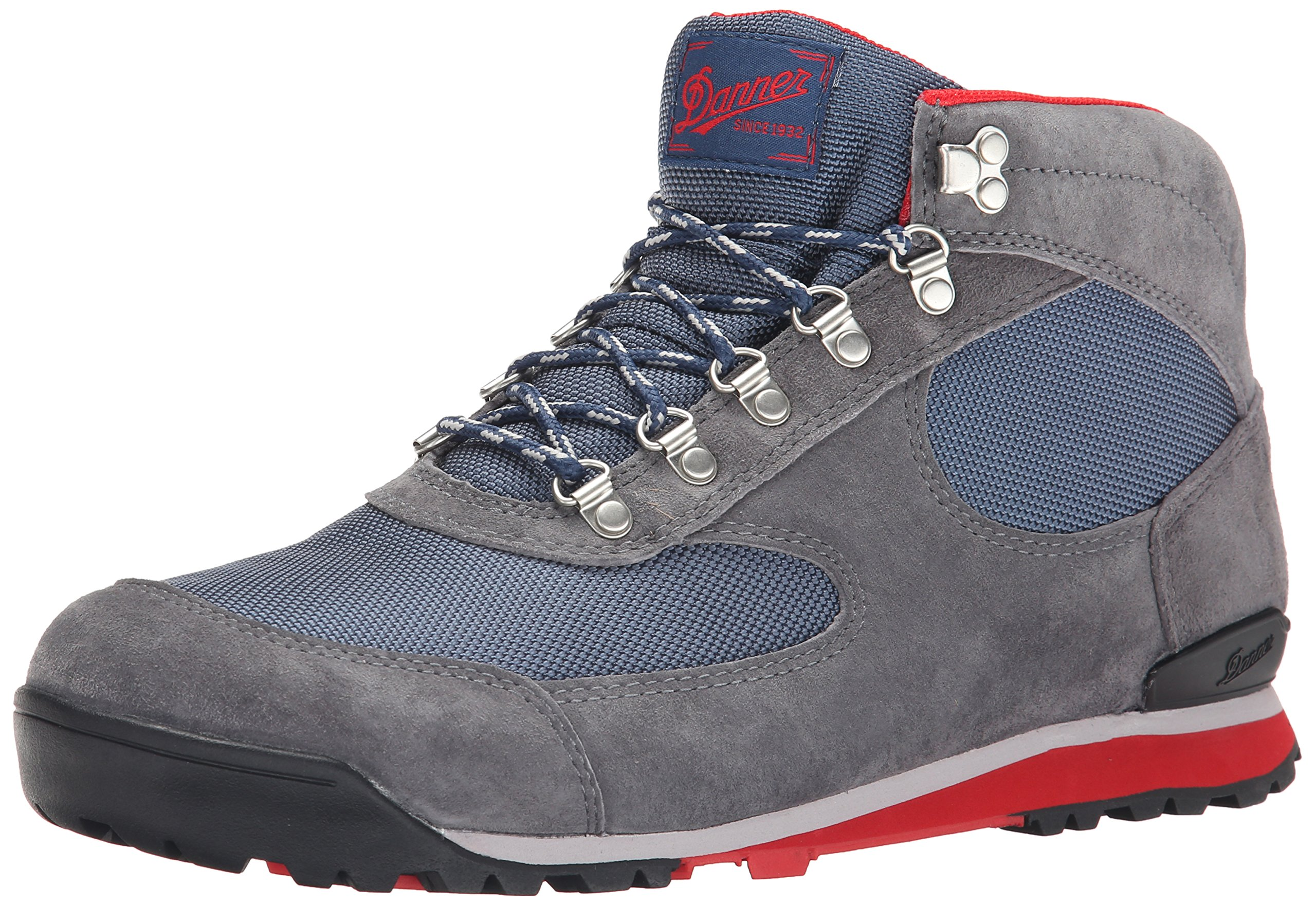 Danner Men's Jag Lifestyle Boot, Steel Gray/Blue Wing Teal, 11 D US