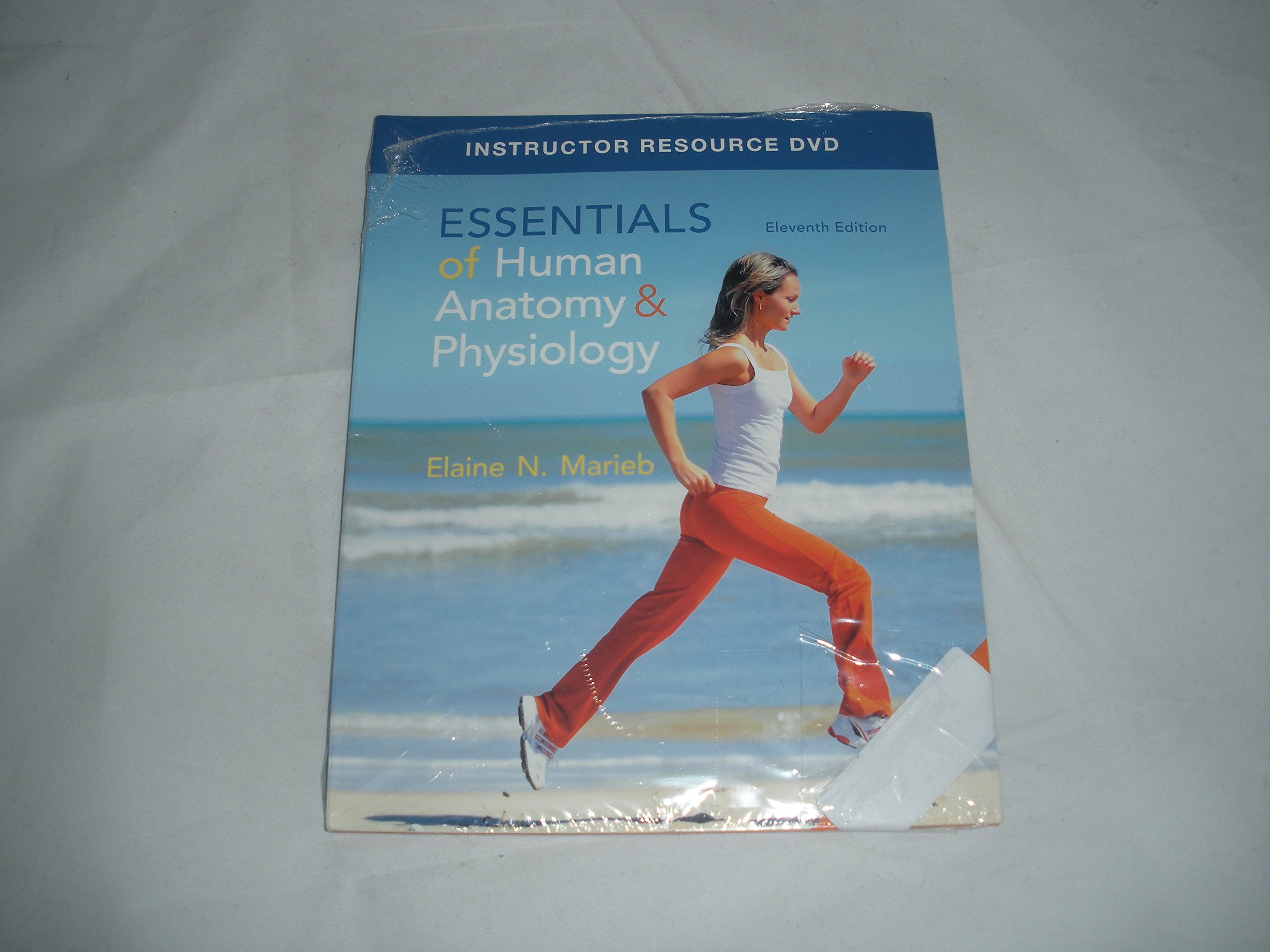 Essentials of Human Anatomy & Physiology - Instructor Resource DVD ...