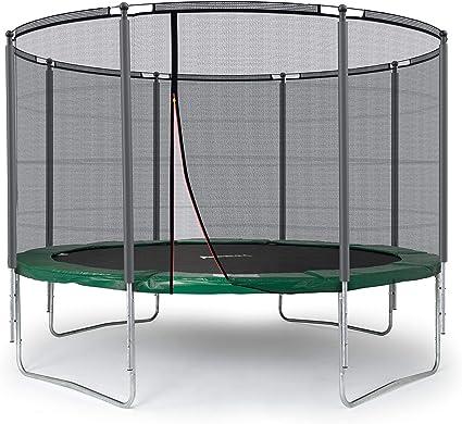 Ampel 24 - Cama Elastica Ø 366 cm   trampolín de jardín con Red de ...