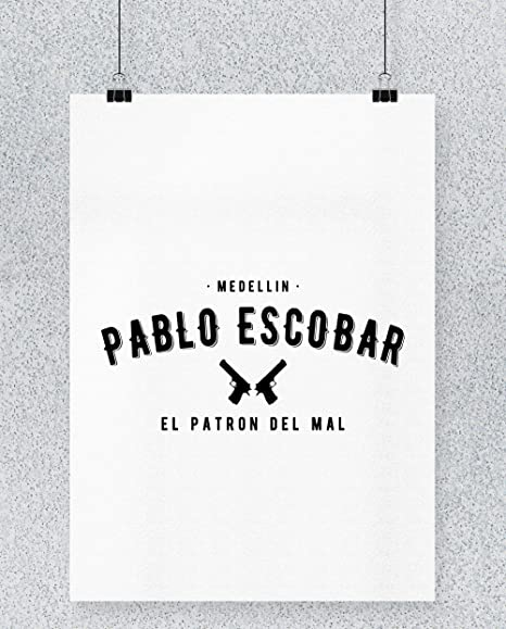 Compra Hippowarehouse Medellin Pablo Escobar el Patron del ...